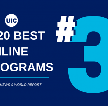 UIC Ranked 3rd in Best Online Bachelor's Programs